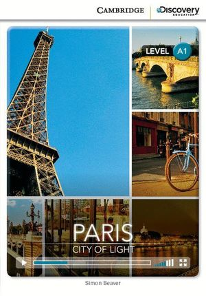 PARIS: CITY OF LIGHT BEGINNING BOOK WITH ONLINE ACCESS
