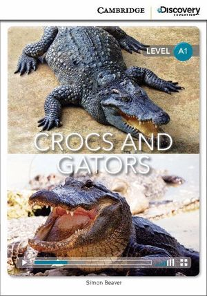CROCS AND GATORS BEGINNING BOOK WITH ONLINE ACCESS