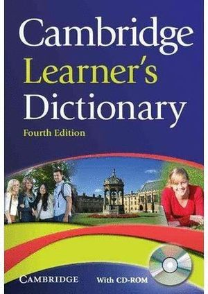 CAMBRIDGE LEARNER'S DICTIONARY +CD 4ªED