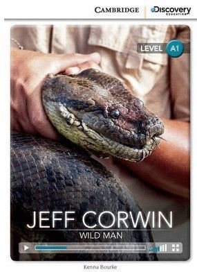 JEFF CORWIN: WILD MAN BEGINNING BOOK WITH ONLINE ACCESS