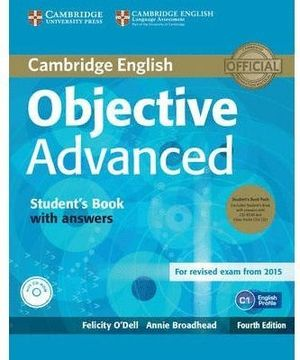 OBJECTIVE ADVANCED STUDENT'S BOOK PACK (+CDS AUDIO)