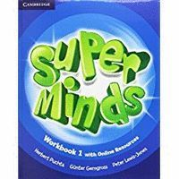 SUPER MINDS LEVEL 1 WORKBOOK PACK WITH GRAMMAR BOOKLET
