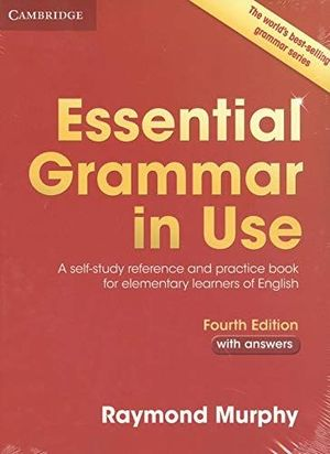 ESSENTIAL GRAMMAR IN USE FOURTH ED. PACK BOOK WITH ANSWERS AND SUPPLEMENTARY EXE