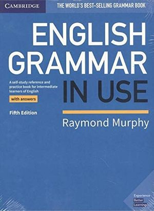 ENGLISH GRAMMAR IN USE FIFTH ED. PACK BOOK WITH ANSWERS AND SUPPLEMENTARY EXERCI