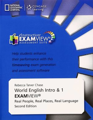 WORLD ENGLISH INTRO 1 EXAMVIEW 2ª
