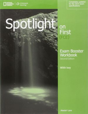SPOTLIGHT FCE EJER+KEY+ CD
