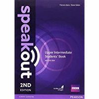 SPEAKOUT 2ND EDITION EXTRA UPPER INTERMEDIATE STUDENTS BOOK/DVD-ROM/WORKBOOK/STU
