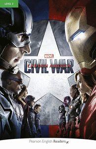 CAPTAIN AMERICA: CIVIL WAR LEVEL 3