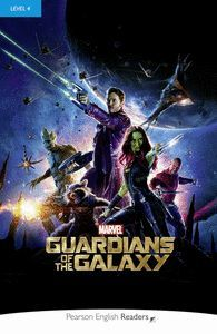 GUARDIANS OF THE GALAXY LEVEL 4