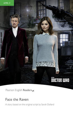 FACE THE RAVEN LEVEL 3 + MP3 CD AUDIOPACK