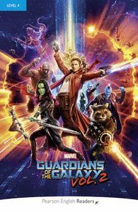 MARVEL'S THE GUARDIANS OF THE GALAXY VOL.2 BOOK & MP3 PACK