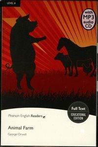 ANIMAL FARM PR-6 (BOOK & MP3)