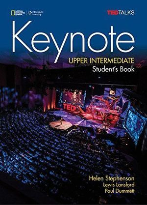 KEYNOTE UPPER INTERMEDIATE + DVD-ROM