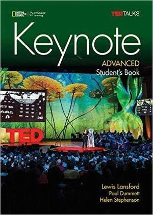 KEYNOTE ADVANCED STUDENTS BOOK +CD
