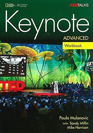 KEYNOTE ADVANCED WORKBOOK +CD