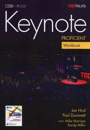 KEYNOTE PROFICIENT EJER+WB AUDIO CD