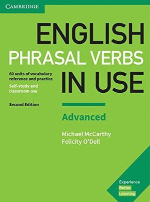 ENGLISH PHRASAL VERBS USE ADVANCED 2ED KEY