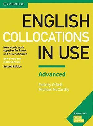 ENGLISH COLLOCATIONS IN USE ADVANCED 2 EDITION