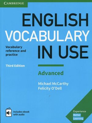 ENGLISH VOCABULARY IN USE: ADVANCED BOOK WITH ANSWERS AND ENHANCED EBOOK 3RD EDI