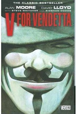 V FOR VENDETTA (ENGLISH)