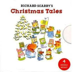 RICHARD SCARRY'S CHRISTMAS TALES