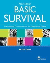 SURVIVAL BASIC STD. BOOK