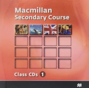 MACMILLAN SECONDARY COURSE 1 . CLASS CD   **MACMILLAN**