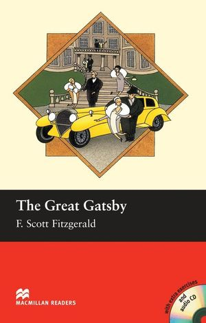 THE GREAT GATSBY + CD INTERMEDIATE
