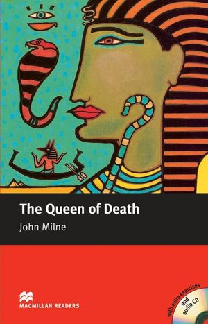 THE QUEEN OF DEATH +CD (INTERMEDIATE-5)