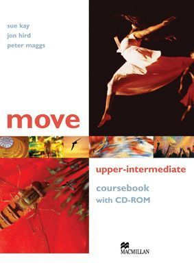 MOVE UPPER INTERMEDIATE STUDENT BOOK +CD