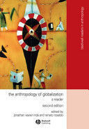 ANTHROPOLOGY OF GLOBALIZATION