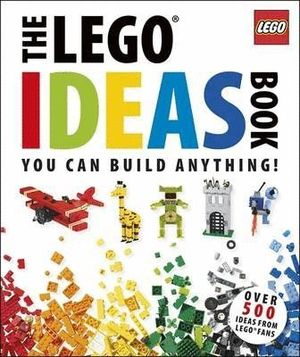 LEGO IDEAS BOOK, THE