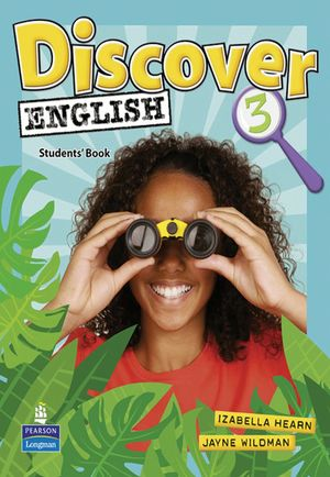 DISCOVER ENGLISH GLOBAL 3 STUDENT'S BOOK