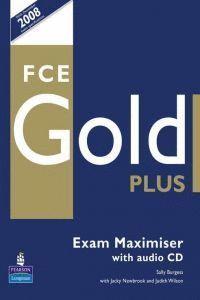 FCE GOLD PLUS EXAM MAXIMISER WITH AUDIO + CD