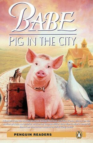 BABE PIG IN THE CITY LEVEL 2
