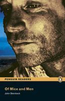PEGUIN READERS 2:OF MICE AND MEN BOOK & CD PACK