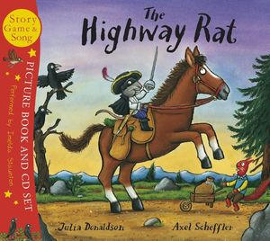 THE HIGHWAY RAT STORY GAME & SONG + CD