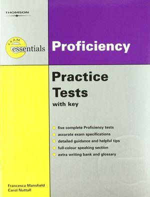 ESSENTIAL TEST CPE+KEY+CD