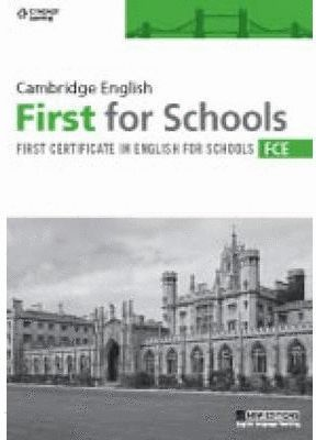CAMBRIDGE FCE SCHOOLS PRACTICE TESTS ALUMNO