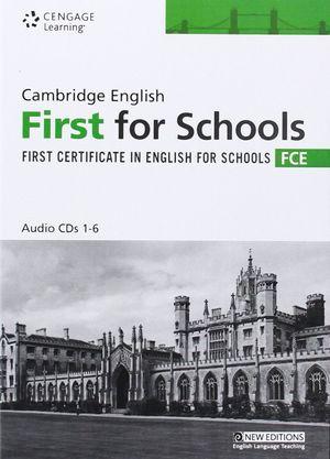 CAMB FCE SCHOOLS PRACTICE TESTS CD