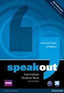 SPEAKOUT INTERMEDIATE (ST+DVD+ACTIVE PACK)