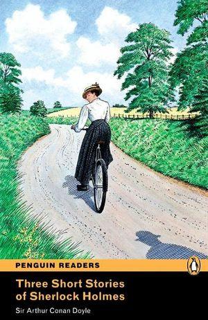 PENGUIN READERS 2: 3 SHORT STORIES OF SHERLOCK HOLMES BOOK & MP3 PACK