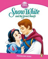 SNOW WHITE READER PENGUIN KIDS 2