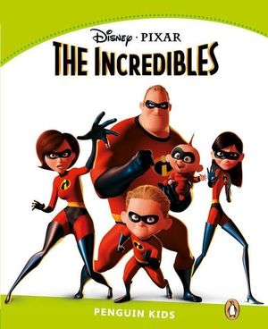 THE INCREDIBLES PENGUIN KIDS 4