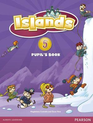 ISLANDS 5ºEP PUPIL¦S BOOK 2015
