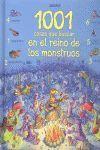 1001 COSAS QUE BUSCAR PAIS MONSTRUOS