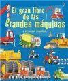EL GRAN LIBRO DE LAS GRANDES MÁQUINAS