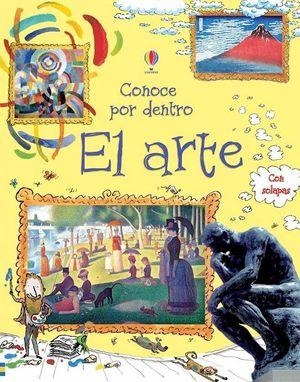 CONOCE POR DENTRO EL ARTE