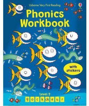 PHONICS WORKBOOK 2