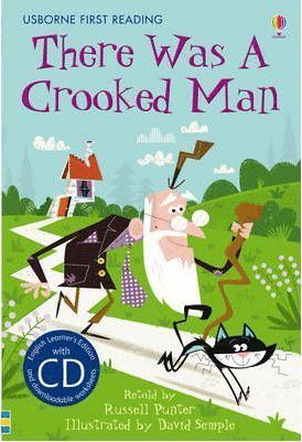 THERE WAS A CROOKED MAN & CD